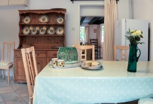 vine cottage kitchen and dresser